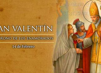 San Valentín y el Día de los enamorados