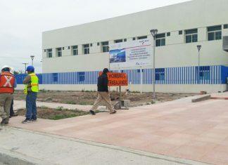 Realizaran modificaciones al nuevo hospital Alfredo Pumarejo