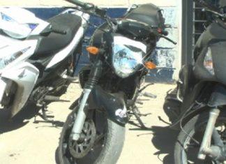 Recuperan 12 motocicletas robadas en EDOMEX