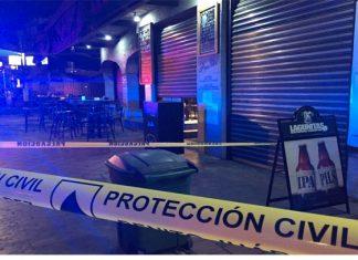 Fallece una las víctimas baleadas en restaurante de la Del Valle