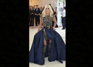 Las peor vestidas de la MET Gala 2018