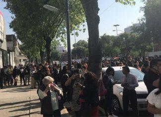 Un terremoto sacude el sur de México y se siente en la capital