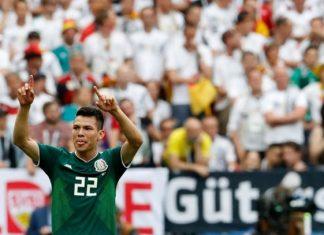 Real Madrid tiene en la mira al 'Chucky' Lozano