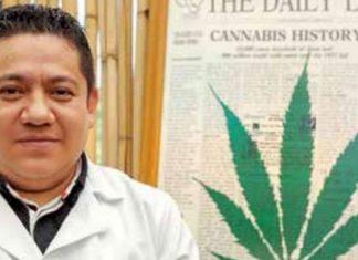 Enseñan uso de la mariguana con fines terapeúticos