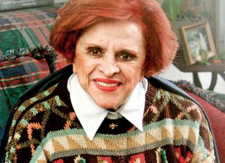María Luisa 'La China' Mendoza, enamorada de las palabras