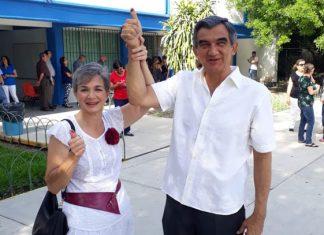 Aceptare resultados: Américo Villarreal