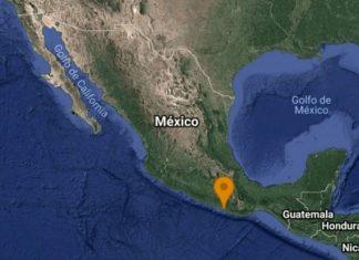 Van 4 réplicas del sismo de 5.9 en Oaxaca