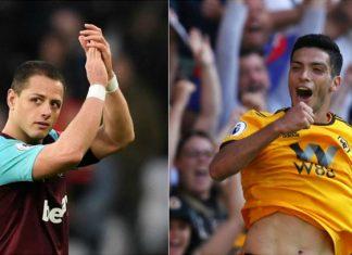 'Chicharito' y Raúl Jiménez se enfrentarán en la Premier League