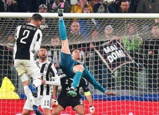 'Chilena' de Cristiano, el mejor gol de la Champions