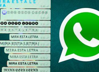 Con este truco podrás cambiar el tipo de letra en WhatsApp