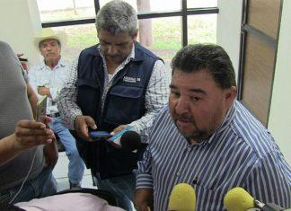 Protestan en CFE por falta de luz en Miquihuana