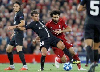 ¡Viva la Champions! Liverpool y PSG dan partidazo