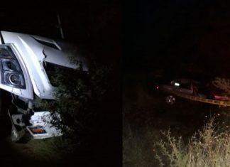 Mueren dos mujeres en accidente vehicular en Aguascalientes