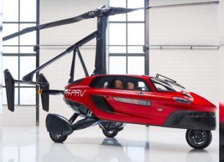 Muestran los primeros coches voladores; circularán en 2020