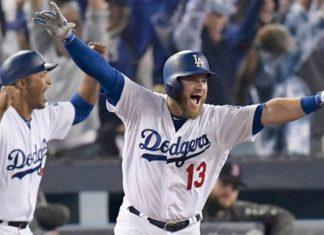 Dodgers se lleva el eterno Juego 3 de la Serie Mundial