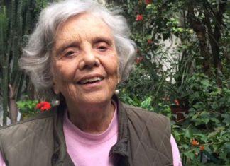 Elena Poniatowska habla de la matanza de Tlatelolco