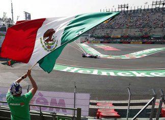 La Fórmula Uno se pinta tricolor