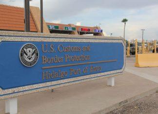 Operaciones de Campo de CBP arresto hombre buscado en orden de Asalto Sexual Infantil