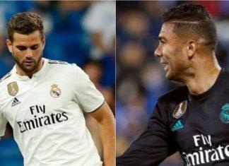 Real Madrid confirma lesiones de Casemiro y Nacho