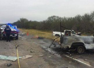 Un muerto y 6 lesionados deja accidente carretero