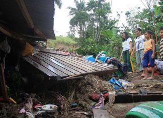 68 víctimas mortales en Filipinas por depresión tropical Usman