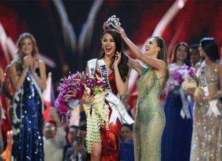 ¡Catriona Gray se lleva la corona! Filipinas gana Miss Universo 2018