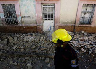 Sismo sacude Caracas y varios estados de Venezuela