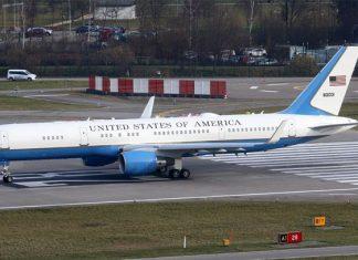 Melania viaja en aviones del ejército durante cierre de gobierno