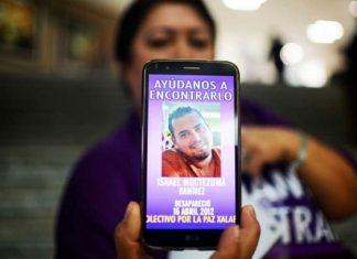 Alistan plan para la búsqueda de 40 mil desaparecidos en el país