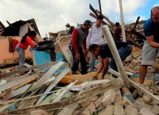 Aumentan a 4 los muertos por tornado en Cuba