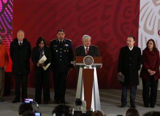 Fuerzas federales reforzarán seguridad en 5 ductos de Pemex