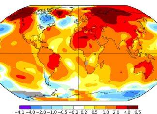2018 fue el cuarto año más caluroso de la historia: NASA