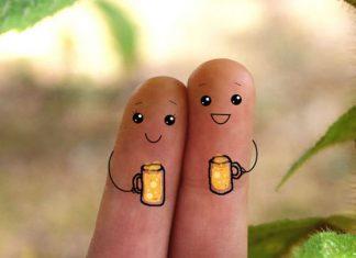 Cervezas para festejar San Valentín con amigos o pareja