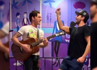 """Drake y Josh cantan en español """"Fuego lento"""""""