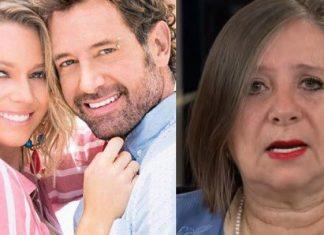 Mamá de Geraldine pide a Gabriel Soto ser más discreto con su relación
