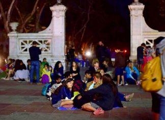 Mueren 2 personas por infarto tras sismo en Chile