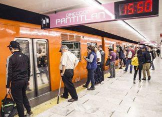 El triángulo de las Bermudas en el metro mexicano
