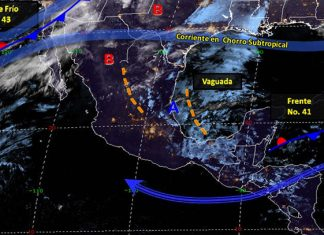 Pronostican lluvia y calor en el país