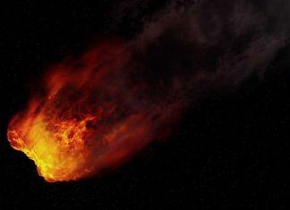 La Tierra se salva de mega explosión de meteorito