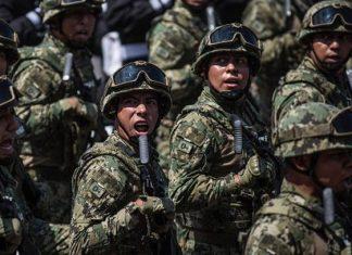 Militares y marinos retirados serán reclutados para la Guardia Nacional