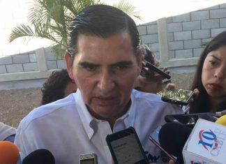 Retira federación 17 mdp a Tamaulipas