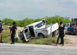 Cuatro muertos deja persecución y balacera en Reynosa