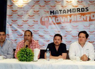 Presenta MC candidatos a diputados