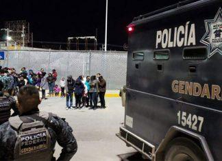 Aseguran 120 migrantes en Reynosa