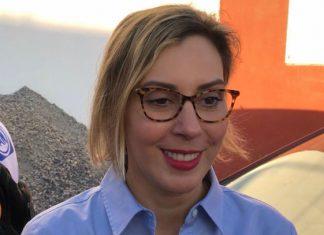 Caminando inicia campaña Pilar Gómez