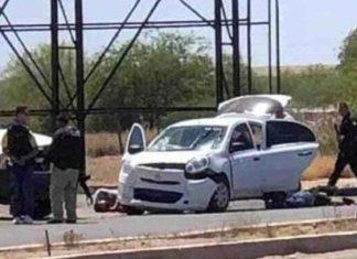 Ejecución extrajudicial de 6 personas en Sonora