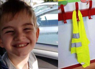 Escuela obliga a niño autista a usar chaleco reflejante
