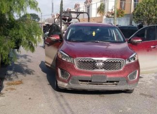 Localizan en Reynosa cuatro vehículos robados