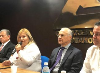 Se reúne CANACO Matamoros con candidata del PRI