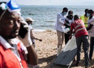 Al menos 45 muertos por naufragio en el Congo